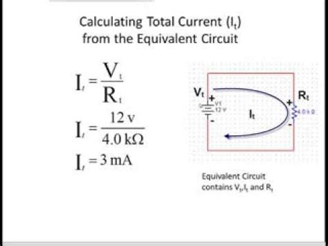 what is the formula for calculating total resistance in a series circuit with three resistors calculating voltage resistance current and power vrip in series circuits