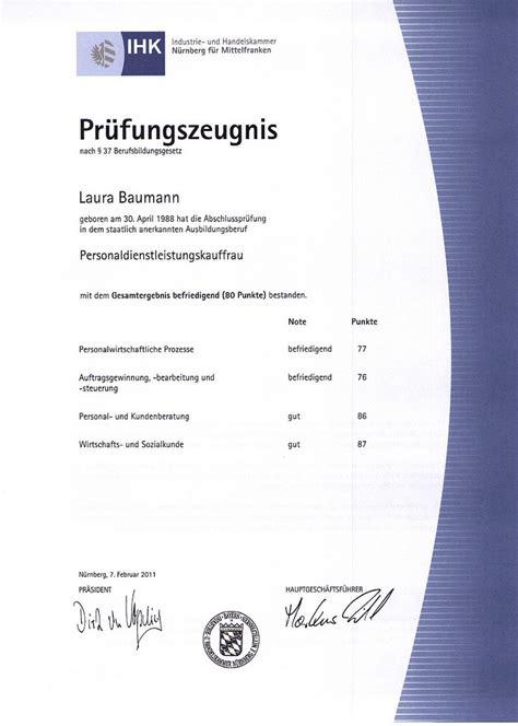 Bewerbungbchreiben Muster Ausbildung Tourismuskauffrau 3 Ihk Zeugnisse Baumann Ihk Pr 252 Fungszeugnis Per Flickr