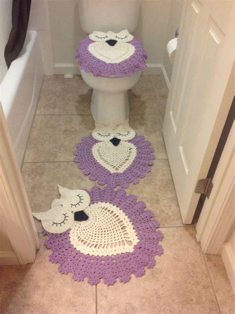owl bath rug best 25 owl rug ideas on crocheted owls crochet box and crochet owls