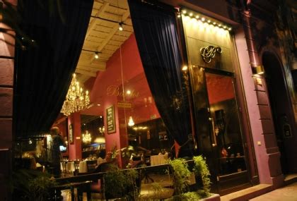 Webe Soho 549 bardot restaurante