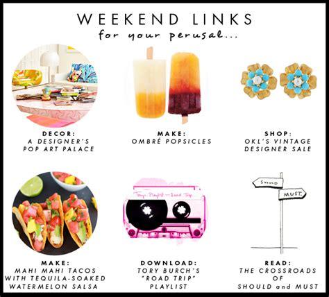 Weekend Links Egotastic 2 by Happy Weekend Links Luella June