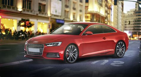 audi a5 capacity new audi a5 coupe 2016 price specs release date carwow