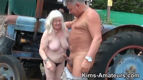 Yr Old Granny Gives A Fellatio And Gets Pounded ZB Porn