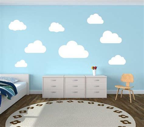 kinderzimmer wandgestaltung himmel 25 best ideas about clouds nursery on baby