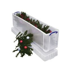 really useful christmas tree storage box 77l by viking