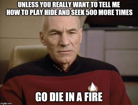picard annoyed imgflip