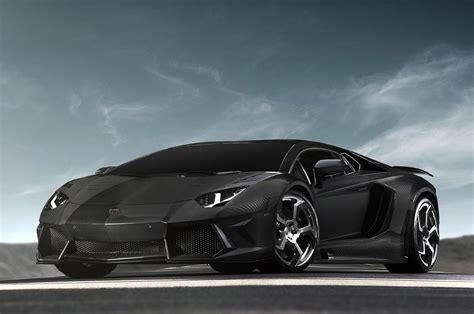 Lamborghini Aventador Carbonado by Mansory   richtigteuer.de