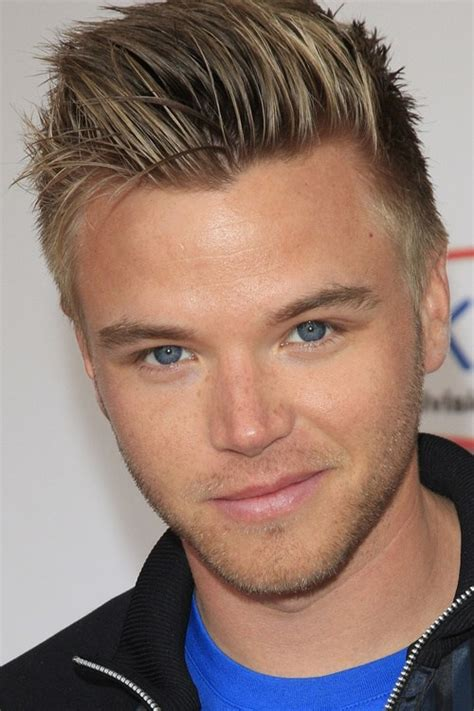 mens spiked hairstyles with blonde highlights 40 upscale mohawk hairstyles for men