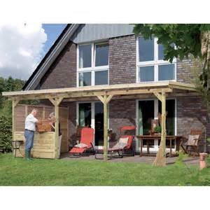 auvents bois auvent de terrasse en bois 622x363
