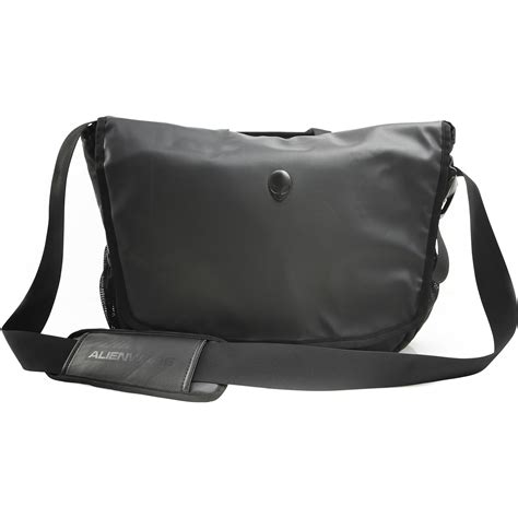 mobile edge alienware vindicator messenger bag awvm1417 b h