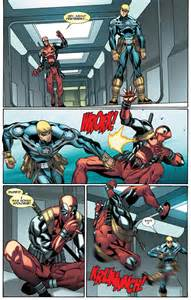 tiny vol 1 welcome to the treehouse deadpool vs captain america clone comicnewbies