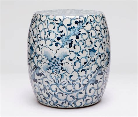 large white ceramic garden stool 1000 images about garden stools on accent and