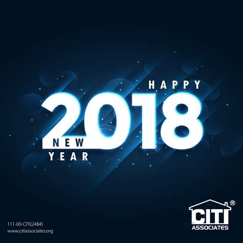 new year today happy new year 2018 from citi associates bahria town today