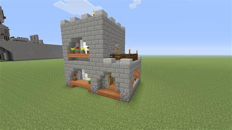 minecraft een huis minecraft een makkelijke stenen huis bouwen youtube