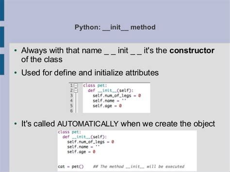 define setter method cltl python course object oriented programming 1 3