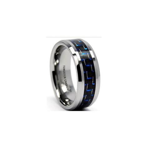 tungsten carbide mens wedding rings vermiliongrey