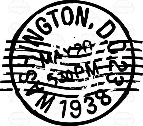 postal cancellation rubber st washington dc origination postage rubber st in ink