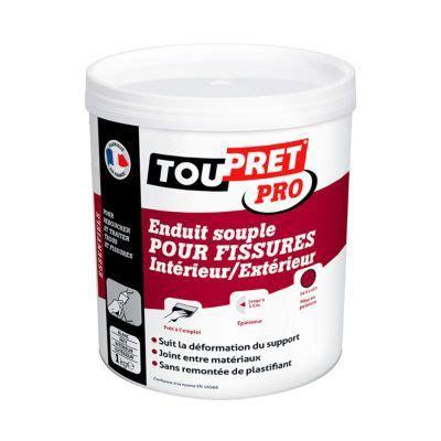 épaisseur Carreau De Plâtre by Enduit De Rebouchage Toupret Souple Et Fibr 233 1kg Castorama