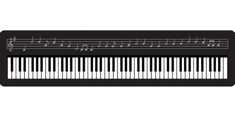 Keyboard Orgen free vector graphic keyboard organ instrument piano