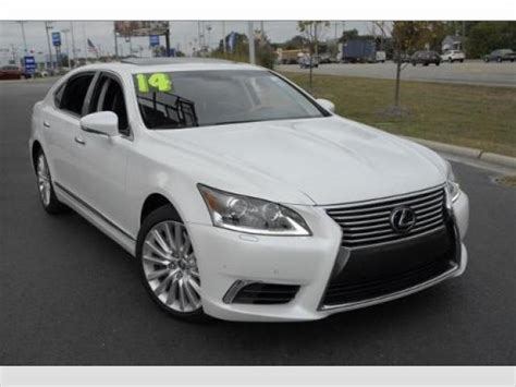 Lexus Ls 480 by Used Lexus Ls 460 For Sale Special Offers Edmunds