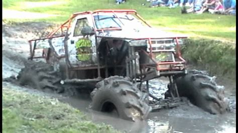 monster truck videos in mud new s 10 mega monster mud truck called behind bars youtube