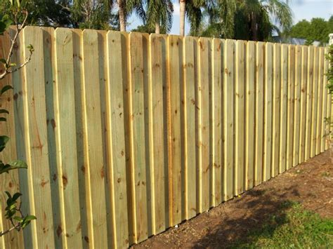 Barn Designs Plans by Florida Fence Contractor Custom Made Wood Fence Designs