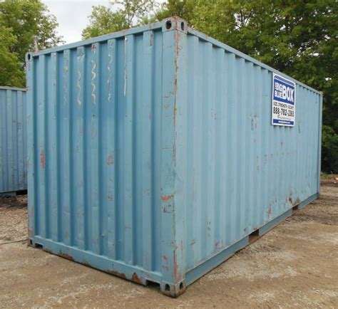 20 x 20 storage container 20 approx steel shipping container storage box sea