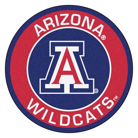 Home Decor Set university of arizona wildcats logo roundel mat 27 quot