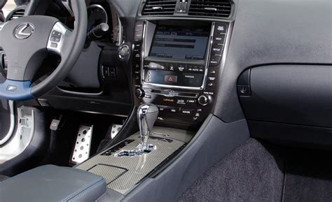 Lexus Is Interior by Car And Driver