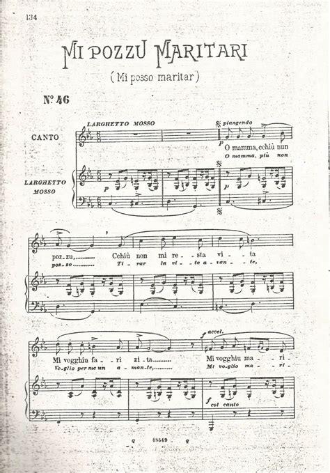 si maritau rosa testo sicilia musica folk canti siciliani testi si maritau rosa
