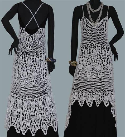 pattern dress crochet designer crochet dress pattern beach wedding dress