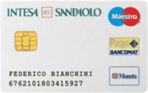 banco di napoli carta di credito nuovo bancomat intesa sanpaolo pagina 2