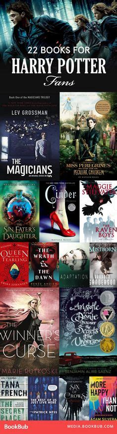 books for harry potter fans 10 teen books for readers sun ya books and public