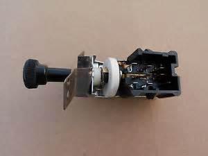 1996 ford f150 bronco headlight switch with knob ebay