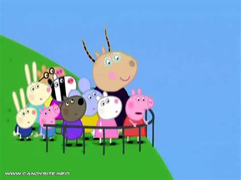 peppa pig family halloo