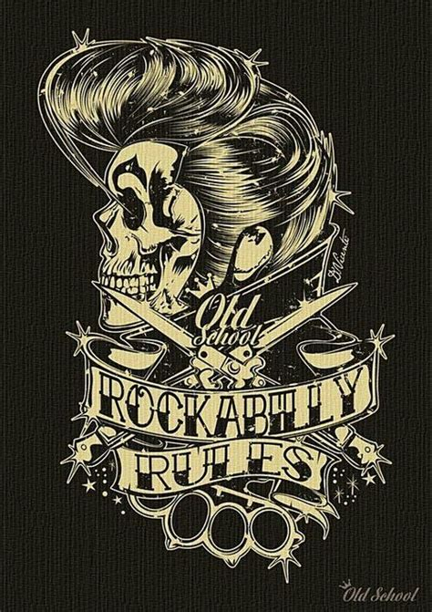 tattoo design rules 158 best rockabilly art images on pinterest
