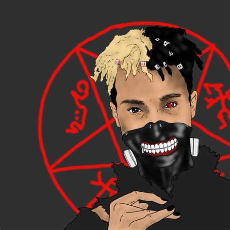 Anime Rapper by Xxxtentacion Pictures To Pin On Pinsdaddy