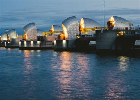 thames barrier vhf channel thames barrier contract channel fire systems