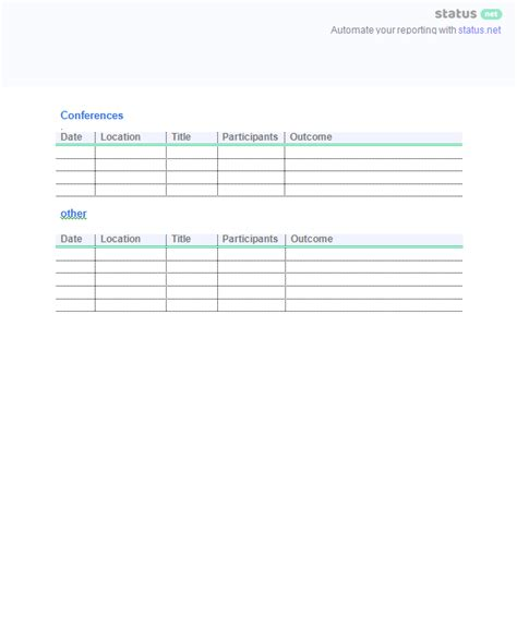 simple progress report template doc 2 easy quarterly progress report templates free