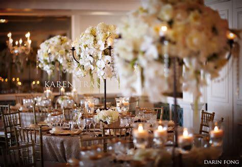 Wrought Iron And Crystal Chandeliers Vintage Gold Wedding At La Valencia Hotel La Jolla