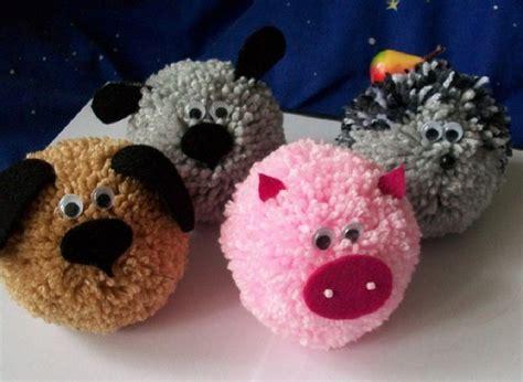 pom pom craft projects 26 easy pom pom craft ideas for you picturescrafts