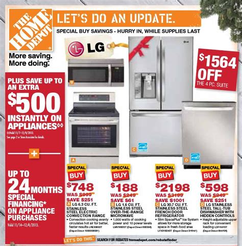 black friday 2013 deals for refrigerators appliances on
