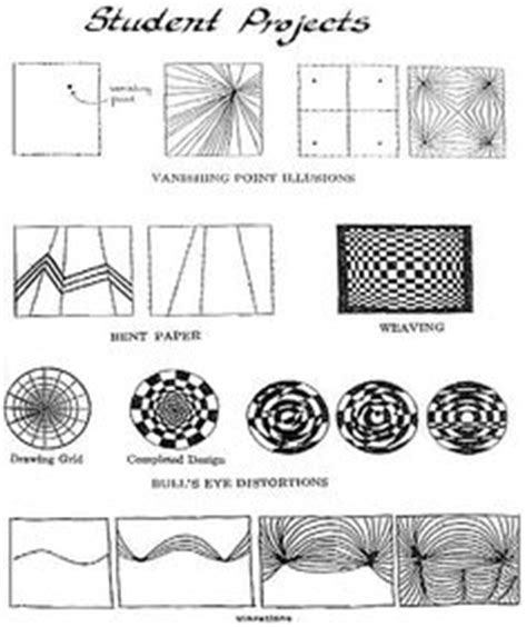 patterns in nature worksheet 1000 images about drawing op art on pinterest op art