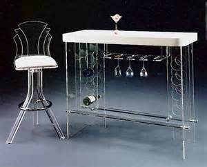 Acrylic Bar Table Acrylic Lucite Furniture Chairs And Barstools