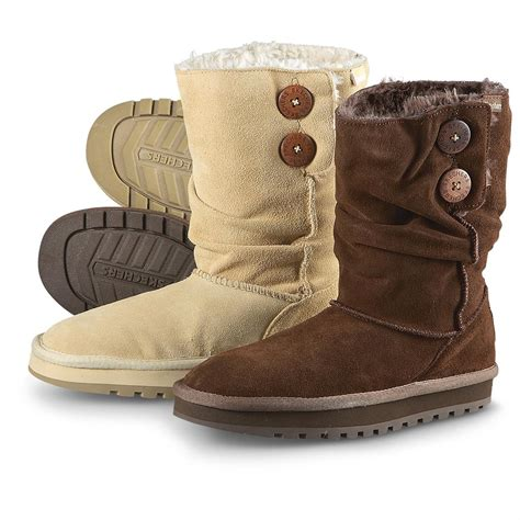 skechers boots s s skechers 174 keepsake freeze boots 232420 casual