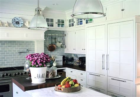 Kitchen Island With Hanging Pot Rack by White Kitchen Marble Countertop Sub Zero Wood Countertop