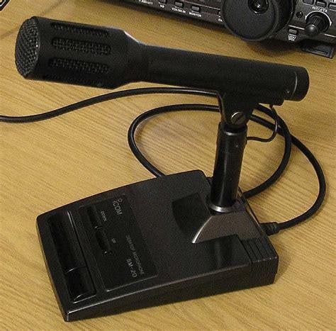 Icom Sm 20 Desk Microphone by Pin Icom Sm 26 Desk Microphone Sm26 Mic On