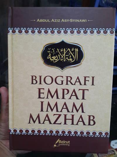 Buku Bidayatul Mujtahid Fiqih Perbandingan Mazhab 2 Jilid buku biografi empat imam mazhab toko muslim title