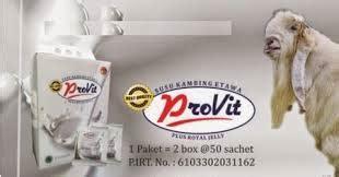 Kambing Ettawa Provit Plus Royal Jelly 146 khasiat kambing etawa provit sns21 agen provit sns 21