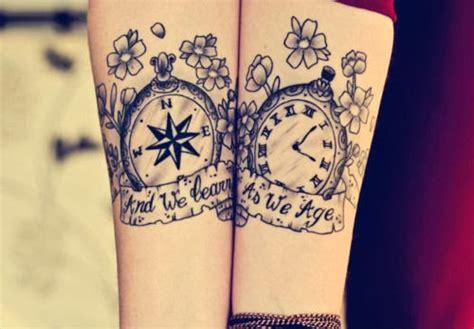 same tattoo for couples unique tattoo ideas 15 amazing couple tattoos